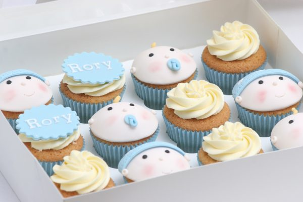 Baby Shower Cupcakes Cakes And More