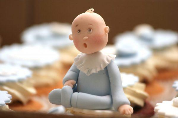 3D Decoration Cupcakes