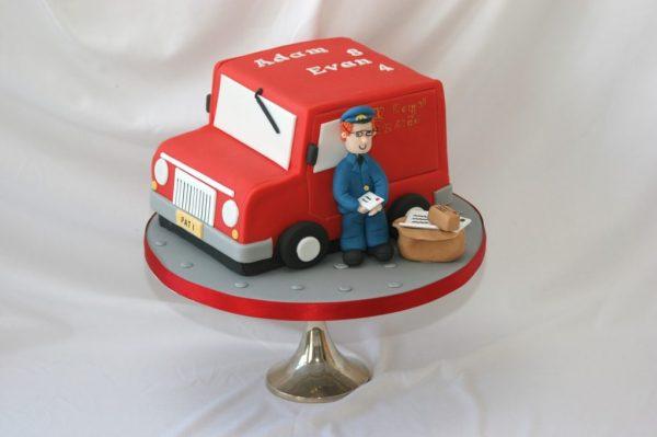 3D Cakes Deposit