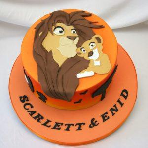 2D Cakes