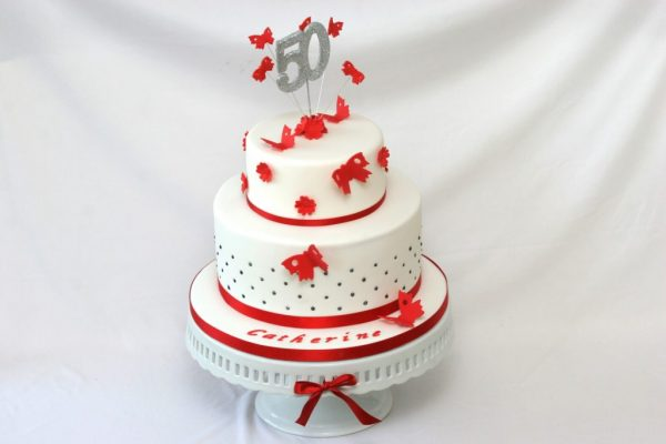 Celebration Cake Deposit